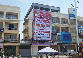 Our office is in Pattaya
